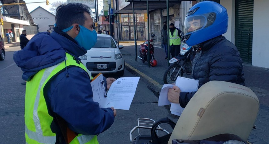 Berazategui: Se multiplican los controles vehiculares