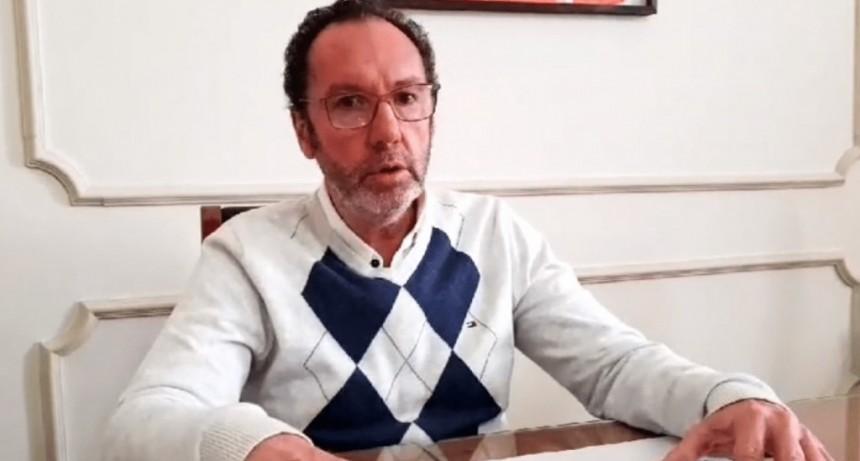 """Walter Torchio: """"Agradezco y pido responsabilidad a los vecinos de Carlos Casares, para mantenernos en Fase 5"""""""