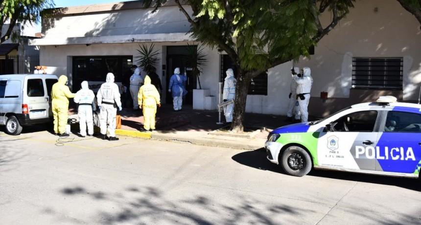 Baradero: Importante operativo de la Policía Ecológica en instituciones geriátricas