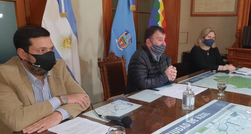Azul: El intendente Bertellys anunció la fase 4 ampliada para el partido de Azul