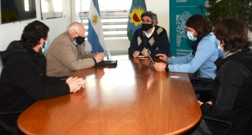 Tres Lomas: El Municipios impulsa la apertura de la planta Frigorífica local