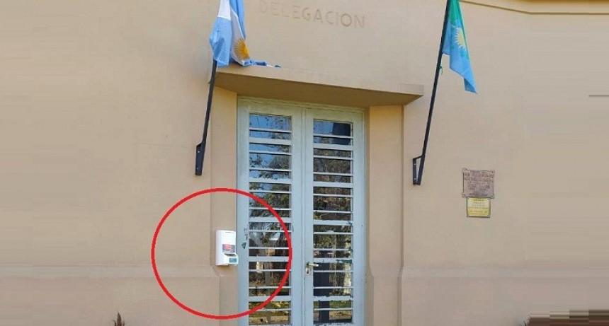 Suipacha: La municipalidad coloca dispensers de entrega gratuita de preservativos las 24 horas