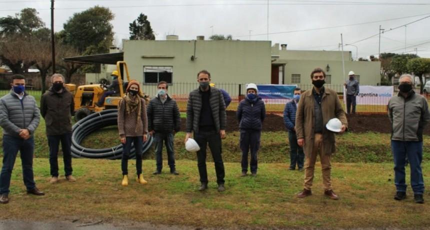 Luján: El Intendente presentó a Katopodis el Plan de Obras Públicas