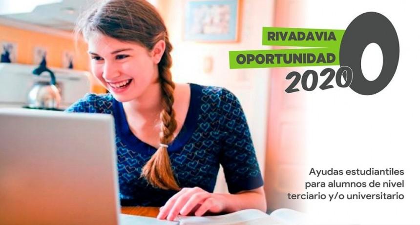 Rivadavia: El intendente Reynoso anunció un innovador Programa de Ayuda Económica estudiantil