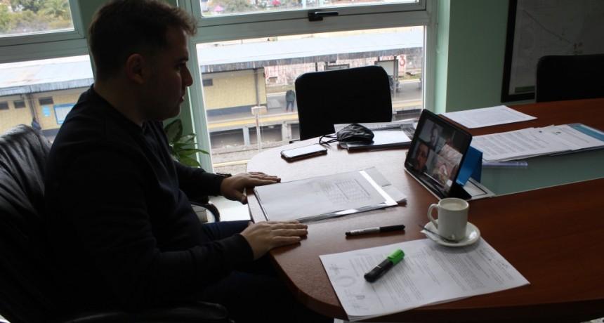 Ituzaingó: Autoridades municipales se reunieron con la Unión de Comerciantes e Industriales por la inseguridad