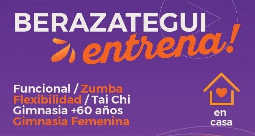 Berazategui: Con gran éxito, continúan las clases deportivas online gratuitas