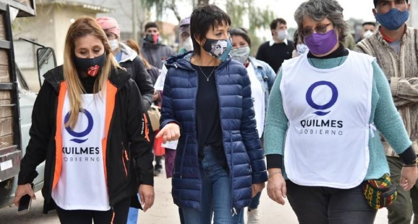 Quilmes: Incremento de sueldos para las trabajadoras y los trabajadores municipales