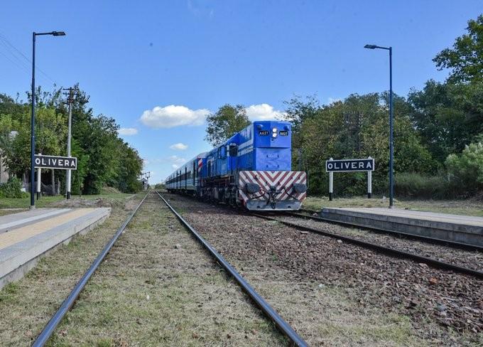 Trenes Argentinos: El 21 de julio comienzan la renovación de las vías entre Mercedes y Luján
