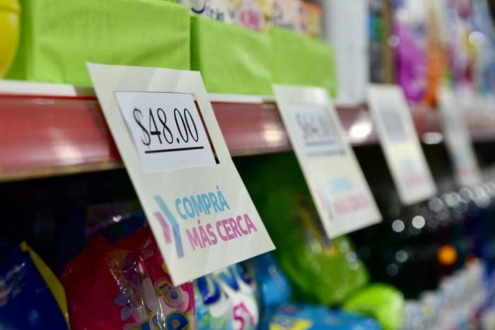 La Provincia ya suma 400 comercios adheridos a Comprá Más Cerca