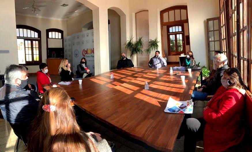Colón (ER): Se llevó a cabo la reunión quincenal del Consejo Asesor de Turismo