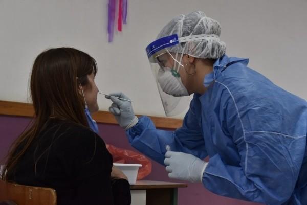Chascomús: Se retoma el operativo de testeos en las escuelas públicas