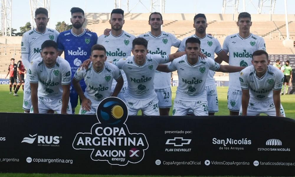 San Nicolás: Los octavos de final de la Copa Argentina se viven en el distrito