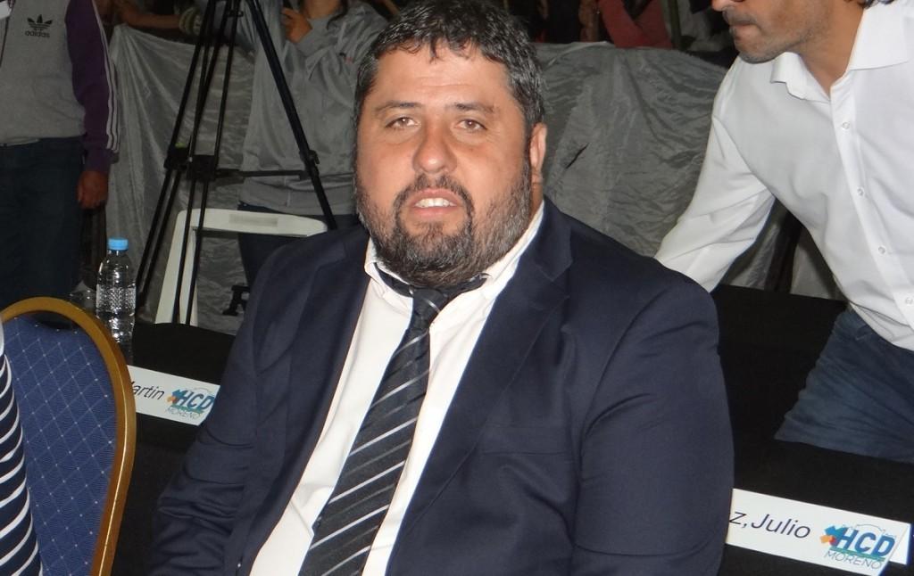 """José Barreiro: """"El 65% de los morenenses no tienen una aceptación sobre la intendenta"""""""