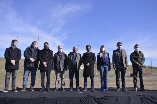 Gral. Rodríguez: Axel Kicillof anunció obras para la reconstrucción de la Ruta Provincial N°6