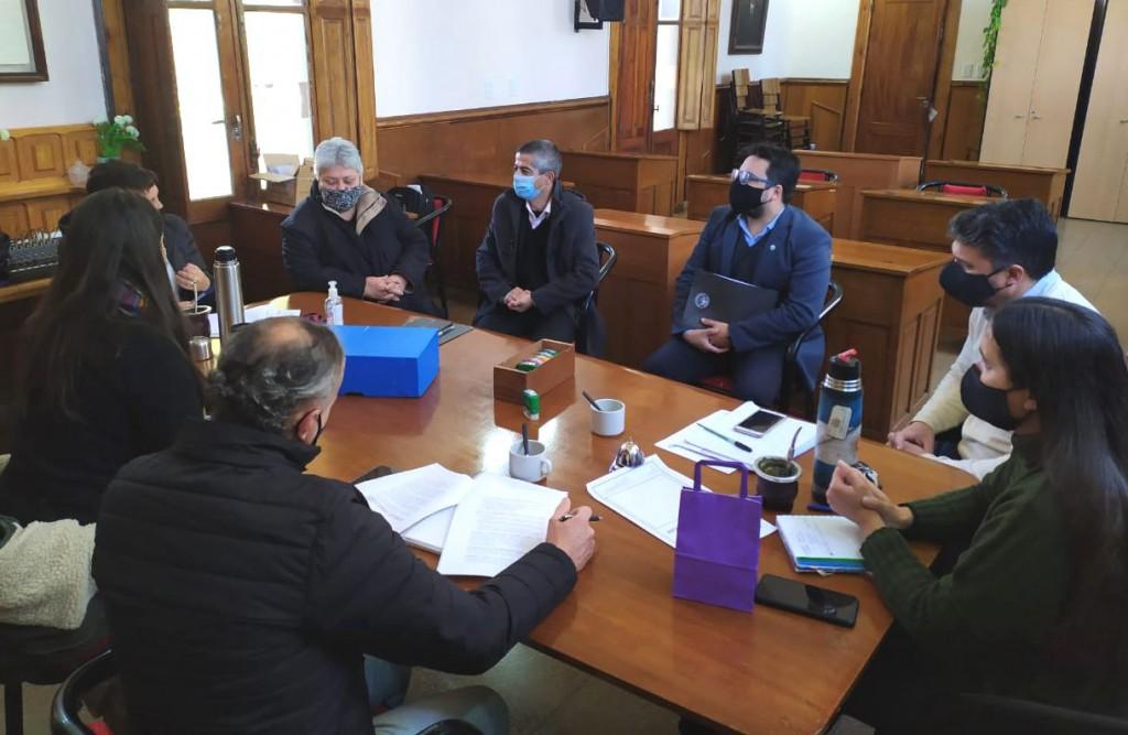 Colón (ER): El Ejecutivo Municipal y el Concejo Deliberante del distrito analizaron Proyecto de Ordenanza