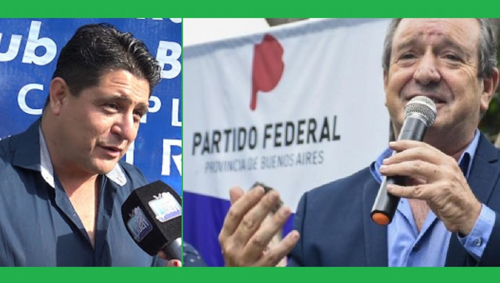 Gral. Rodríguez: El Partido Federal lleva como candidatos a Miguel Saredi y Rubén Blanco