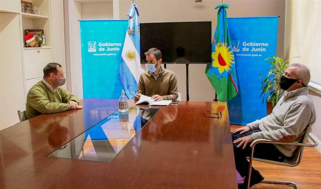 Junín: El Ejecutivo impulsa una ordenanza para fortalecer el turismo activo