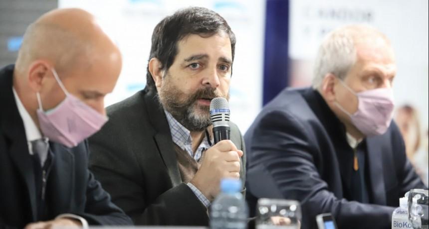 San Martín: El Intendente Moreira y Merediz acompañaron a Kulfas en el Consejo Federal PyME