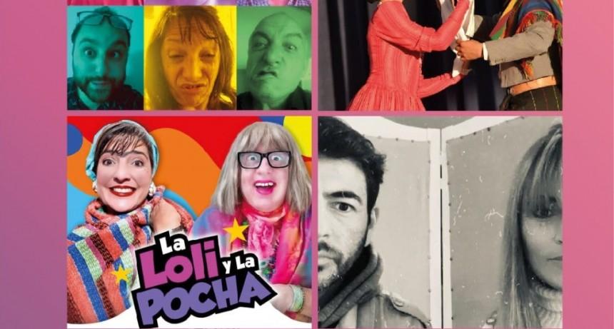 Quilmes: Vacaciones de invierno 2021 en el Teatro Municipal