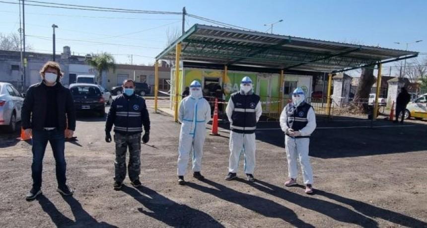 Pergamino: La posta de vigilancia epidemiológica del SAME llega a los barrios