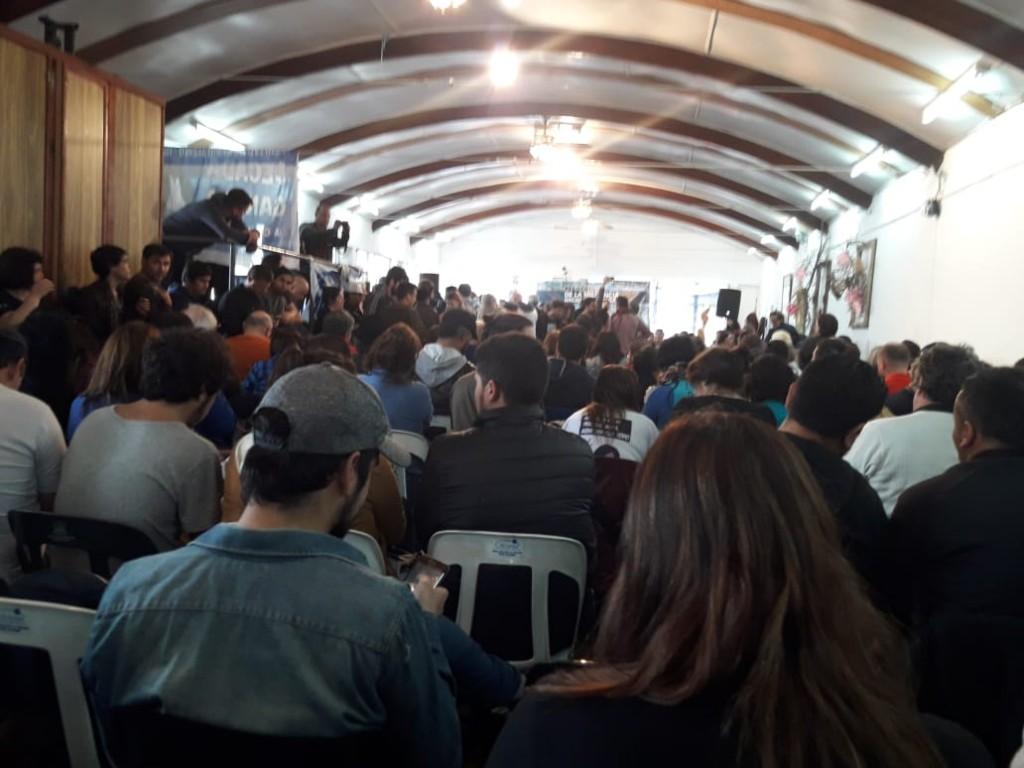 Ensenada: Comenzó el plenario de Unidad Ciudadana