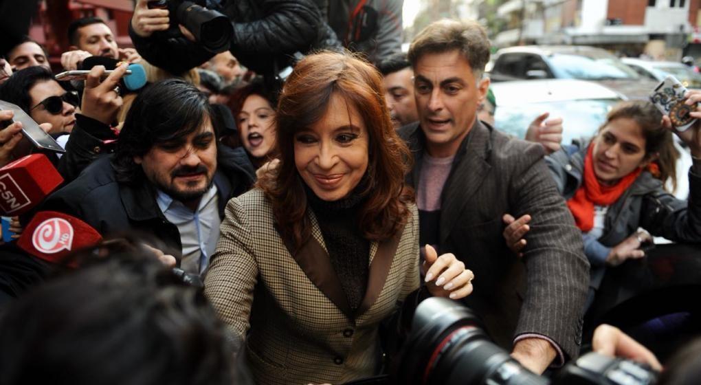 Preocupa al gobierno el alto porcentaje de argentinos que votarían por CFK