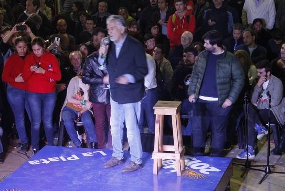 Rodríguez Saa: Hay que apurar la unidad en contra de Macri