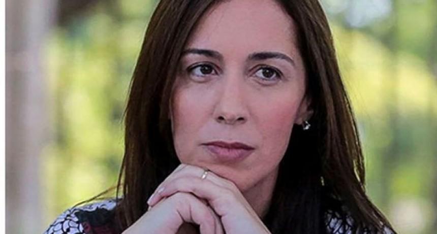 Aportes truchos: La pericia de la Cámara Nacional Electoral complica a Vidal