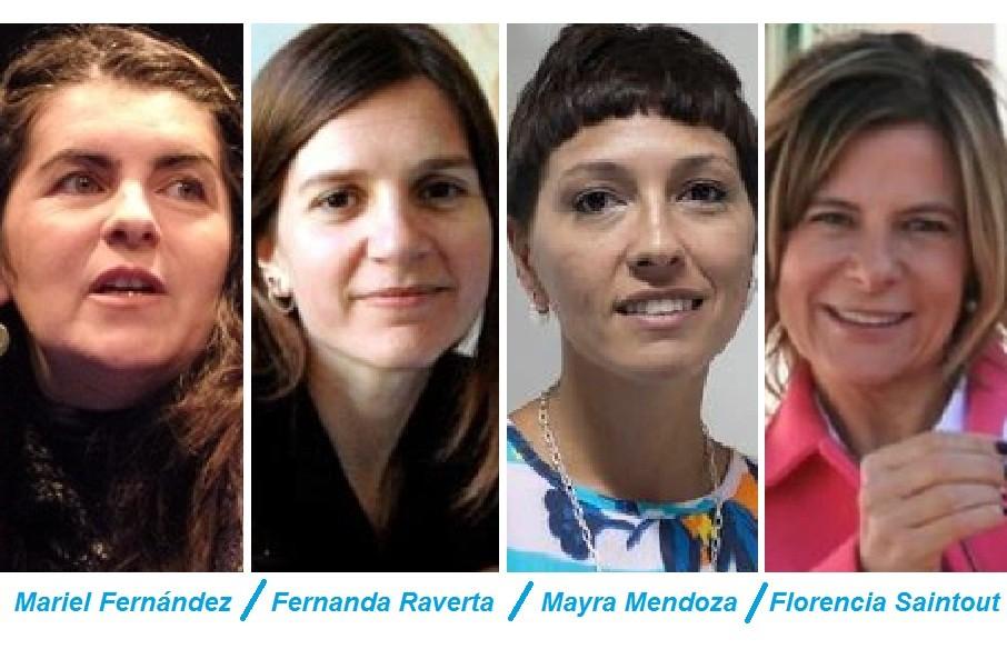 Mujeres al poder: Son nueve los municipios que podrían tener intendentas a partir de diciembre