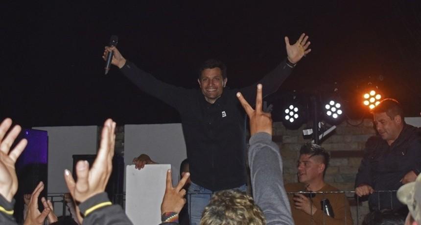 Gral. Rodríguez: Mauro García doblegó al intendente Kubar por más de 3000 votos