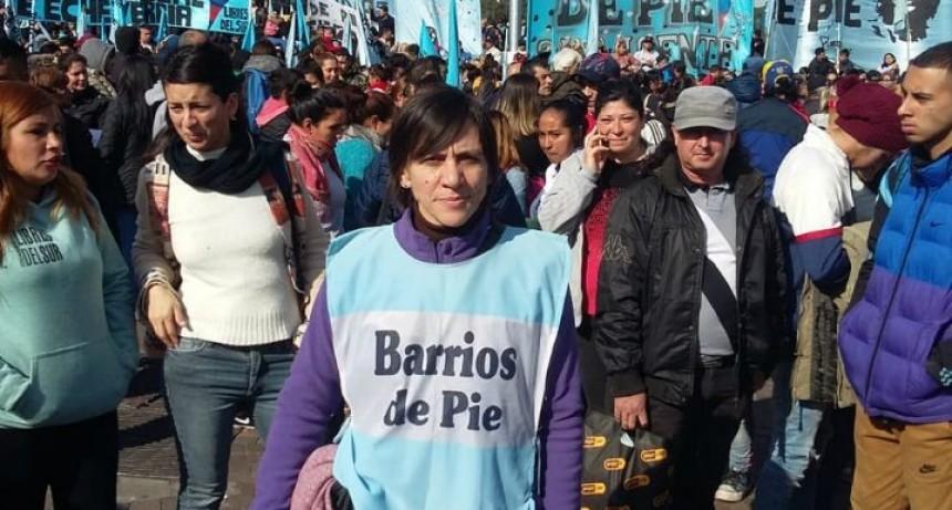 """Silvia Saravia: """"La Ministra Stanley no se está haciendo cargo de la profunda crisis social"""""""