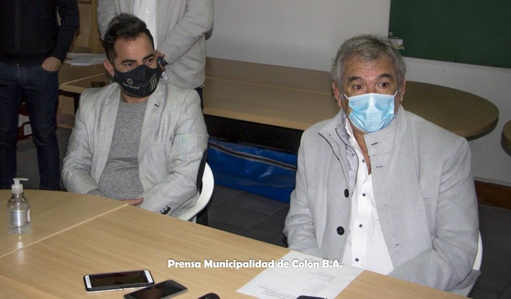 Colón: El Hospital municipal cuenta con un total de seis respiradores en las dos salas UTI
