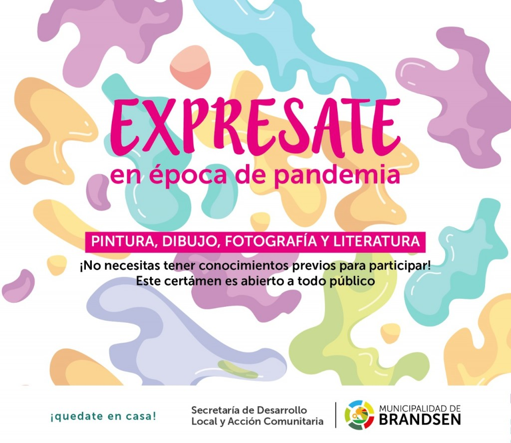 Brandsen: Exprésate en época de Pandemia