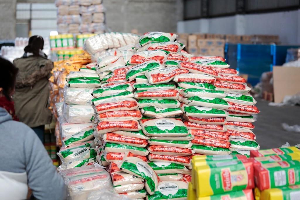 Alte. Brown: El Municipio ya entregó más de 150 mil ayudas directas alimentarias
