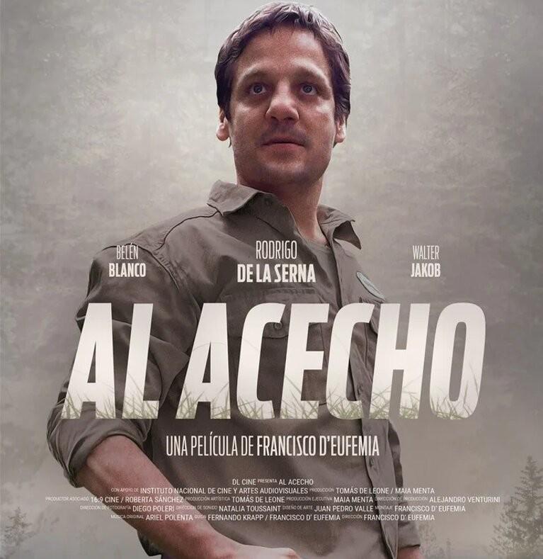 """Se estrena """"Al Acecho"""", una película grabada íntegramente en Berazategui"""