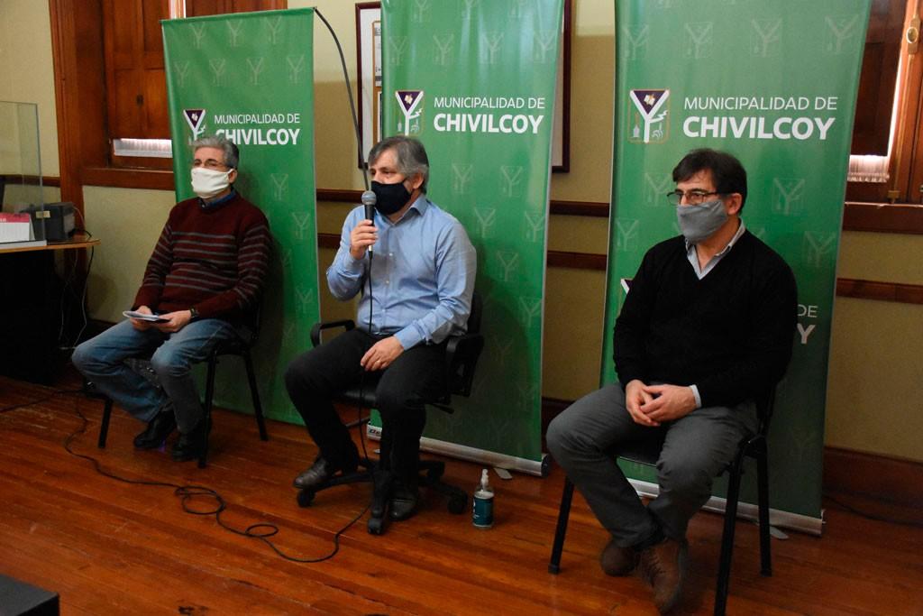 Chivilcoy: Entregaron la 1° cuota del subsidio a Gimnasios y centros de Danza por más de 700 mil pesos