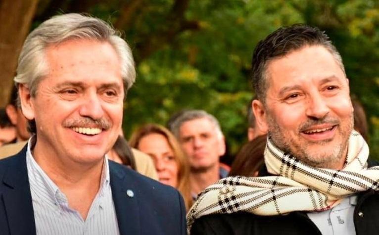Gustavo Menéndez felicitó a Alberto y a Guzmán por el acuerdo con los bonistas