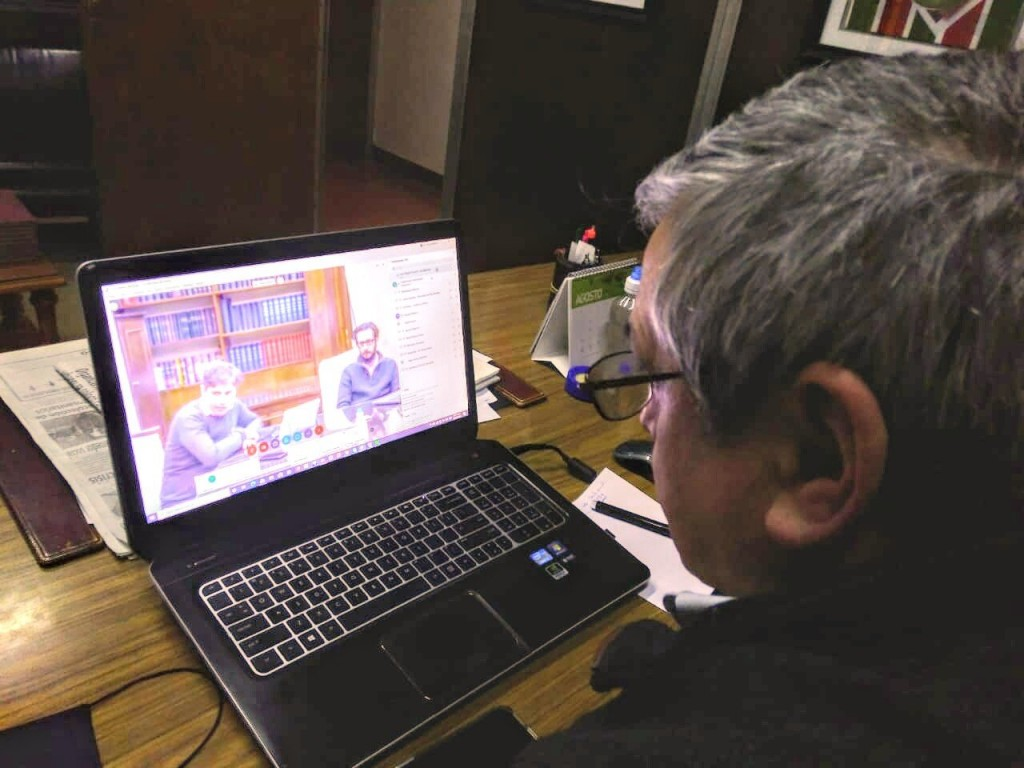 Salliqueló: Se llevó a cabo un nuevo Torneo de Ajedrez online