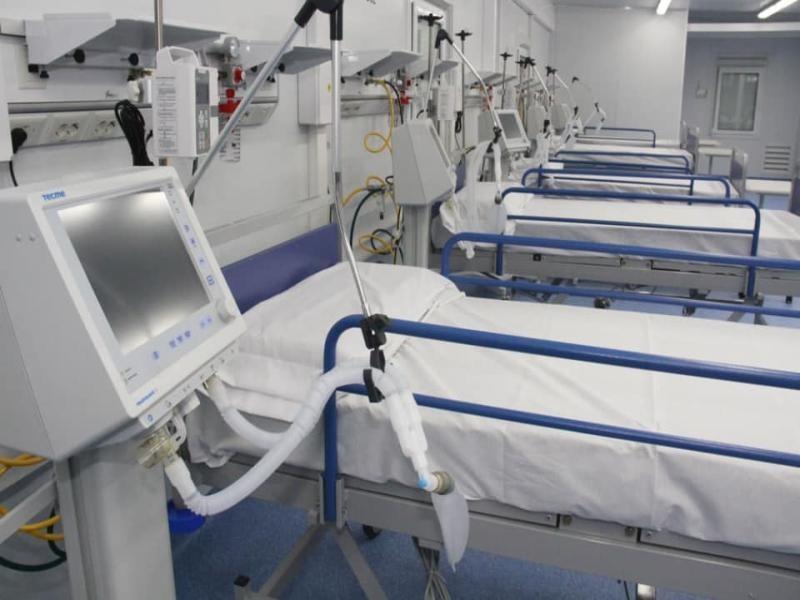 Lomas de Zamora: El Hospital Llavallol amplía la cantidad de camas en terapia intensiva