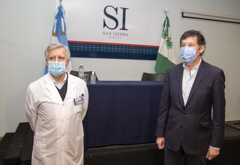 San Isidro: Tratan el estrés de pacientes con COVID-19 en aislamiento domiciliario