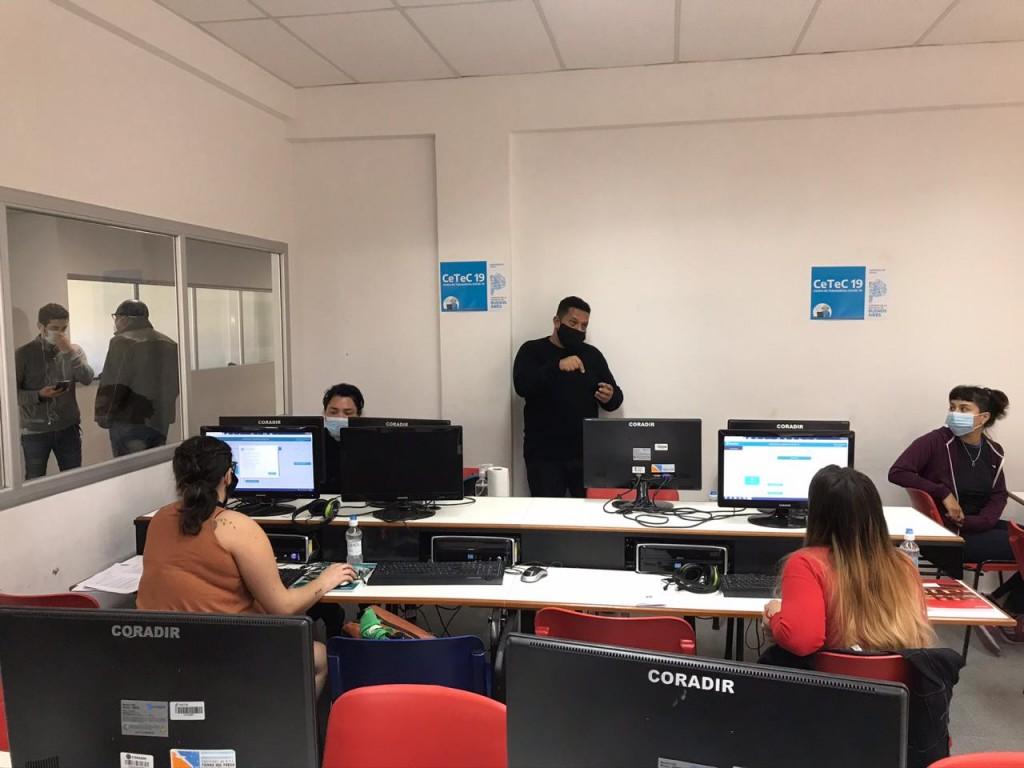 Moreno: Ya funciona el Centro de Telemedicina COVID (CeTeC) en las instalaciones de la Universidad