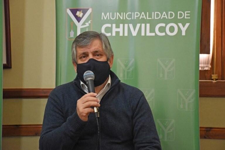 Chivilcoy: El intendente salió a hablar sobre la fiesta clandestina del sábado