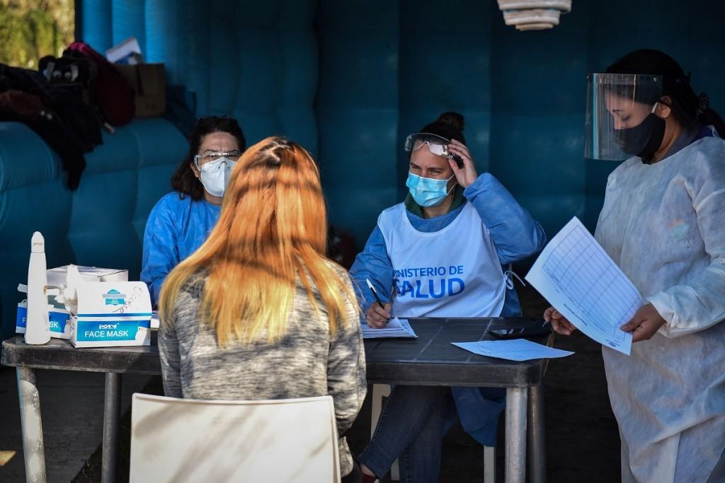 Escobar: El Municipio, Provincia y Nación desarrollaron el Plan DetectAR en el barrio Obejero de Maquinista Savio