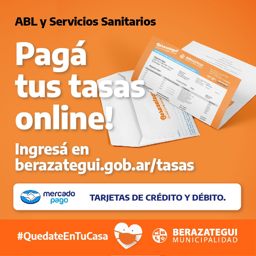 Berazategui: Pago de tasas Municipales Online