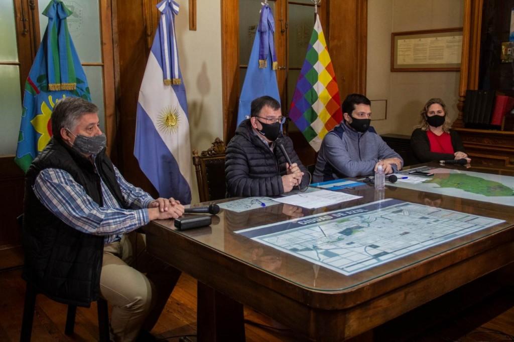 Azul: El Intendente anunció que todo el distrito se encuentra en fase 4 ampliada