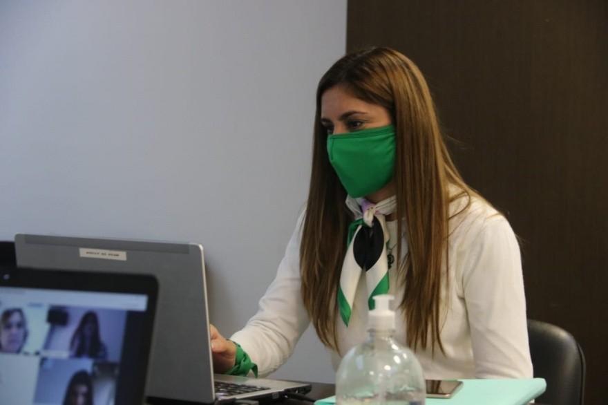 La diputada Débora Galán es el quinto contagio entre los legisladores