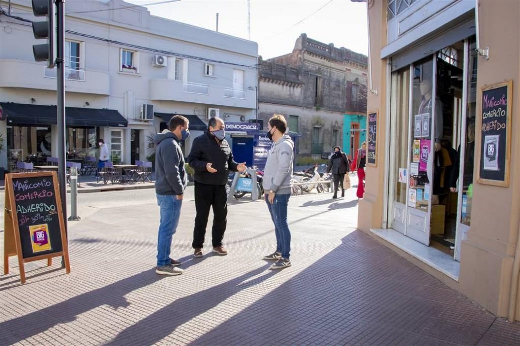 Junín: Se desarrolla a pleno una nueva edición del Big Sale en nuestra ciudad