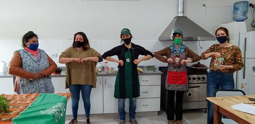 Tapalqué: Se realizó un nuevo encuentro de intercambio de saberes con UTT