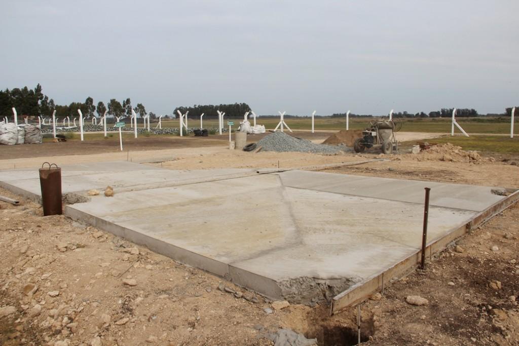 Lobería: Centro de Acopio transitorio de envases de agroquímicos en el SEMAR