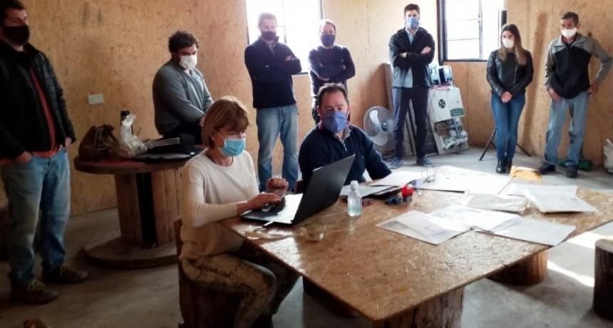 Ayacucho: La licitación por la Venta de Material Reciclable superó las 119 toneladas
